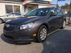 2011 Chevrolet Cruze LT Turbo w/1SA Sedan, toyota, focus, dart