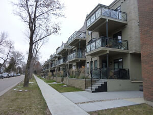 2 Bedroom Condo for Rent Near UoA & Blocks South of Whyte Ave
