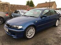 2002 BMW 3 Series 3.0 330i Sport Saloon 4dr Petrol Manual (218 g/km, 231