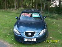 Seat Leon 1.6 2005 Reference