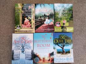 Lucinda Riley soft back Books