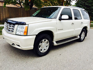 2005 CADILLAC ESCALADE IN EXCELLENT CONDITION, LOADED A MUST SEE