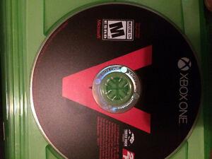 Jeux Xbox one à vendre Saguenay Saguenay-Lac-Saint-Jean image 2