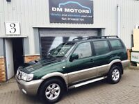 Nissan Terrano LISE 2.7 D 2001 7 SEATER 4x4
