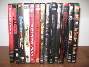 Various DVDs $5 each