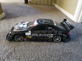 RC Car 2002 AMG Mercedes