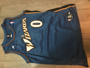 Wizards jersey #0 ARENAS (brand new)