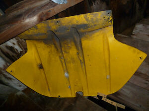 1998 -2003 mach 1 or z skid plate Kingston Kingston Area image 1