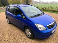 2002 Toyota Verso 1.6 VVT-i T2 - 2 F Keepers - Chain - 1 month warranty