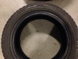 4 Michelin x-ice winter tires R17  West Island Greater Montréal image 8