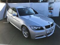 2007 Bmw 325i M Sport Automatic Saloon *Bluetooth* Alcantara Interior 12 Month Mot 3 Month Warranty