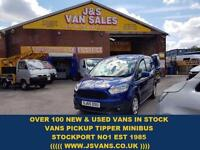 2015 65 FORD TRANSIT COURIER FORD COURIER CONNECT SIZE VAN TREND TDCI 1 OWNER
