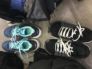 Amazing condition running shoes