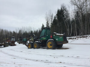 TIMBERJACK 1270B and 1270C FOR PARTS