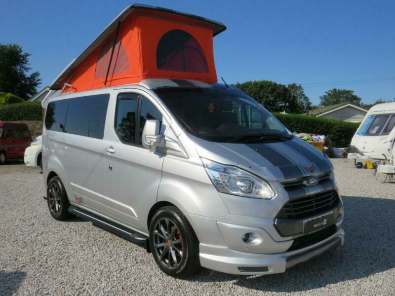 FORD TRANSIT CUSTOM - Pop-Top Campervan - Day Van - Motorhome - Brand New |  in Preston, Lancashire | Gumtree