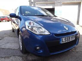 Renault Clio 1.6 VVT 111 A/C auto 2009 Expression 5000 MILES DRIVE AWAY TODAY!