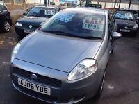 FIAT GRAND PUNTO 1.2 ACTIVE/ GREAT LOOKING 5 DOOR HACHBACK /LOW MILES £1595!!!