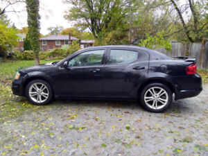 Gorgeous 2011 Dodge Avenger - With Safety and Winter Tires!