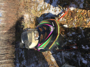 1996 Arctic Cat Cougar 550 Two Up