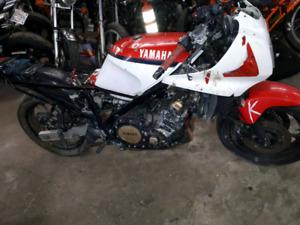 2 1985 Yamaha FZ750