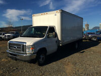 2010 Ford E450 - Diesel Low Km's & lift gate