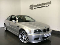 2003 facelift BMW M3 Manual coupe **only 51K full history** 7K RECENTLY SPENT