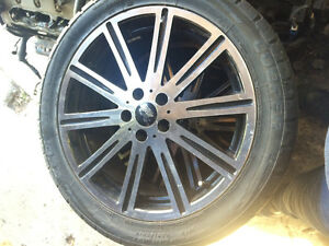 Vw aftermarket rims great condition