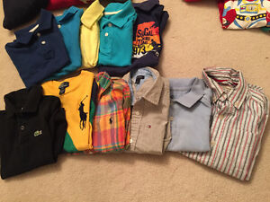 Box of Boys Clothes Size 5/6