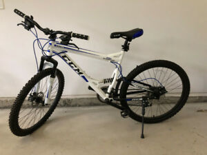 Men's Mountain Bike CCM Apex 6061 Aluminum Dual Suspension
