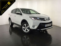 2013 63 TOYOTA RAV4 ICON D-4D DIESEL SERVICE HISTORY FINANCE PX WELCOME