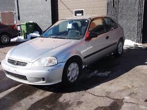 2000 Honda Civic /////// VENDU ///