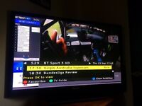 42inch Samsung Thin and light Tv Full 1080p Freeview