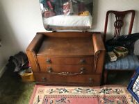 1960s dressing table