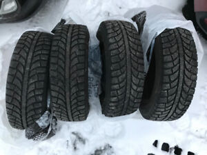 185 65 R14 Champiro ICE Pro Studdable Winter Tires