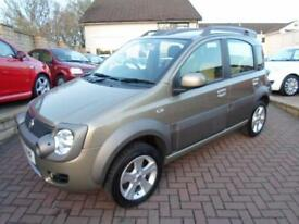 2010 Fiat Panda 1.3 Multijet 16v Cross 4x4 5dr