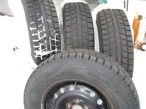 Tire TOYO OBSERVE GSI-5  225-70 R16