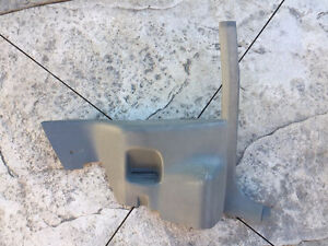 Camaro Z28 Left Rear Lower Seat Quarter Trim Panel 82 to 92