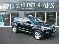 Land Rover Range Rover Evoque 2.2SD4 ( 190bhp ) 4WD Auto 2014 Pure TECH