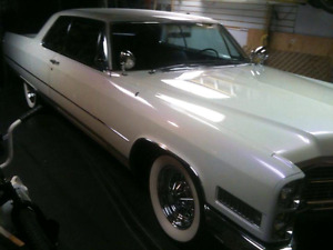 Price Reduced....1966 Cadillac Coupe  Deville