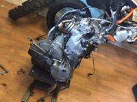Ktm620 engine