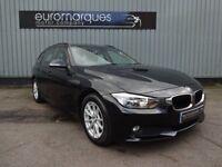 BMW 3 SERIES 2.0 320d EFFICIENTDYNAMICS BUSINESS TOUR (black) 2014