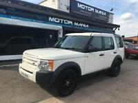 Land Rover Discovery 3 2.7TD V6 ( 5st ) 2005MY