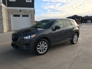 2013 Mazda CX-5 GT, AWD, Command Start, loaded