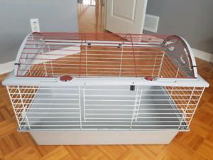 Cage pour lapin , cochon d'inde