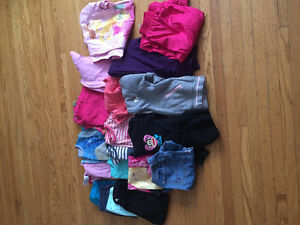 Girls size 6 clothing lot