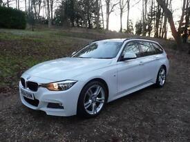 BMW 330 3.0TD ( 258bhp ) ( s/s ) Touring Auto 2013MY d M Sport