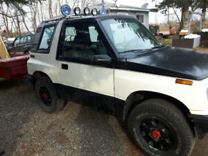 1995 Geo Tracker Other