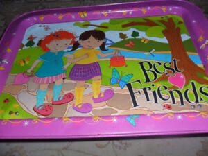 best friends tray table,soap dispensers,travel pillow