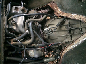 5.8L engine