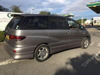 TOYOTA ESTIMA 2.4 PETROL AUTO 2004(54) 8 SEATS MPV (BIMTA)
